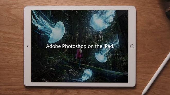 iPad için Photoshop