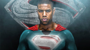Superman Michael B. Jordan