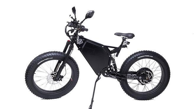 Delfast Offroad elektrikli bisiklet