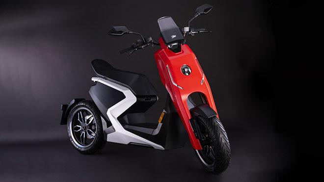 Zapp i300 elektrikli motosiklet