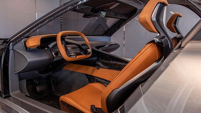Tesla Roadster rakibi Karma SC2 Concept elektrikli otomobil
