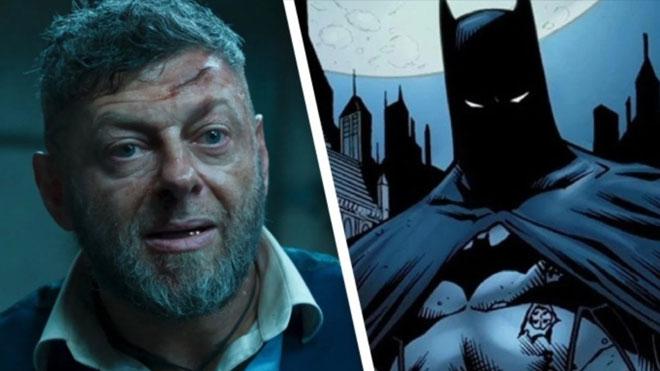 Venom 2 yönetmeni Andy Serkis için düşünülen Batman rolü