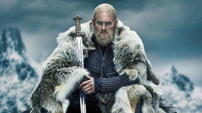 Vikings 6. sezon finalinden sonra netflix için yeni diziyle devam edecek