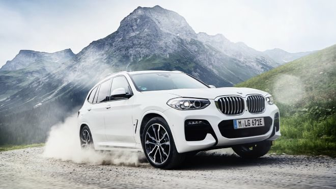 2020 BMW X3 hibrit