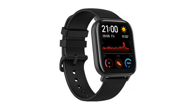 Amazfit GTS Titanium Edition akıllı saat