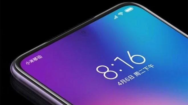 Xiaomi ekran altı kamera teknolojisi