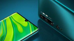 Xiaomi Mi CC9 Pro (Mi Note 10)