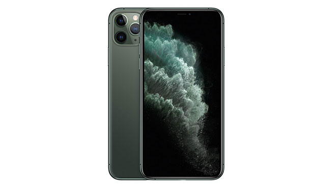Xiaomi Mi Note 10 iPhone 11 Pro Max DxOMark