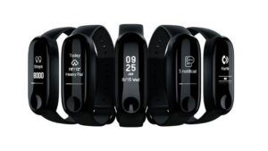 Xiaomi Mi Smart Band 3i akıllı bileklik