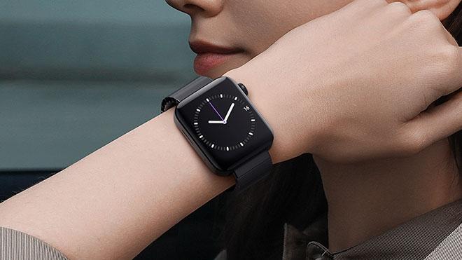 Xiaomi Mi Watch akıllı saat Redmi Watch Redmi Note 9 5G Redmi Watch