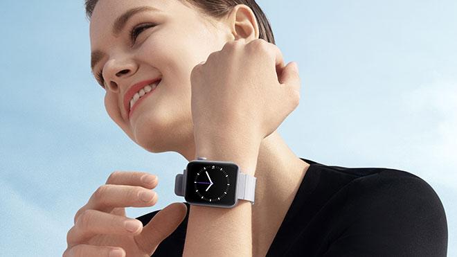 Xiaomi Mi Watch akıllı saat Redmi Watch