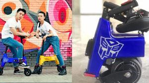 Xiaomi Himo H1 katlanabilir elektrikli bisiklet