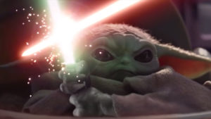 The Mandalorian bebek yoda