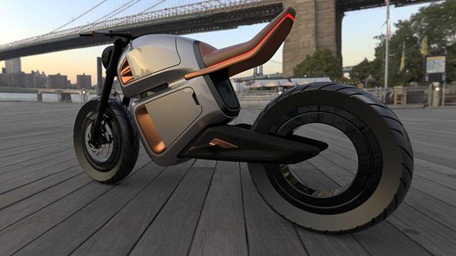elektrikli motosiklet