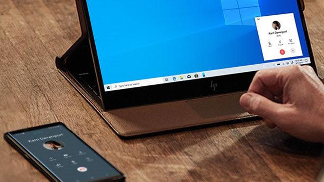 Microsoft Windows 10 telefonunuz uygulaması