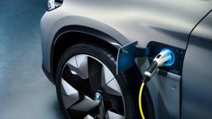 BMW elektrikli otomobil