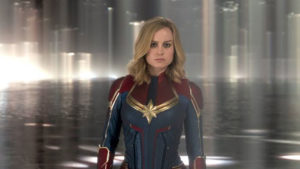 Brie Larson Captain Marvel 2