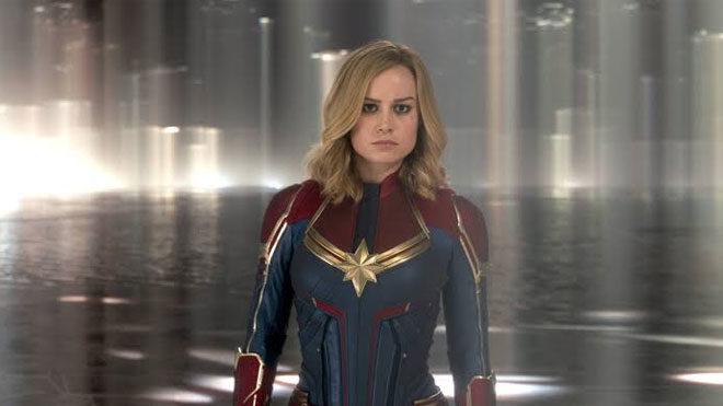 Brie Larson Captain Marvel 2