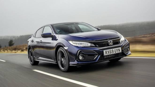 2020 Honda Civic Sport Line