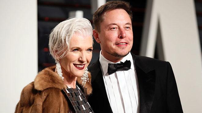 Elon Musk Maye Musk