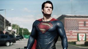 Henry Cavill Superman Man of Steel 2