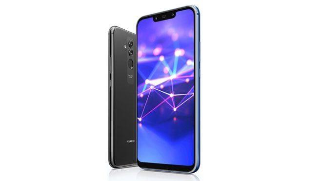 Huawei Mate 20 Lite EMUI 10 Android 10