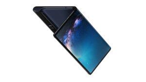 Huawei Mate X 2 katlanabilir telefon