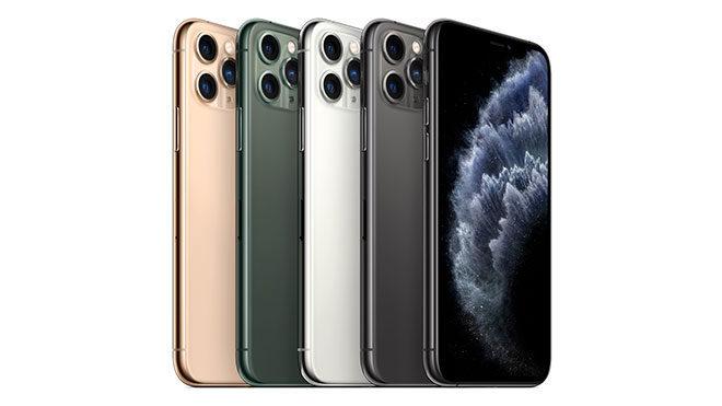 iPhone 11 Pro Apple Samsung