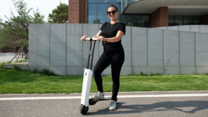 elektrikli scooter: Mantour X