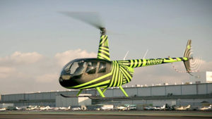 luna pilotsuz helikopter