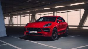 2020 Porsche Macan GTS