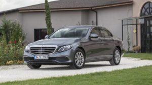 Mercedes E-Serisi