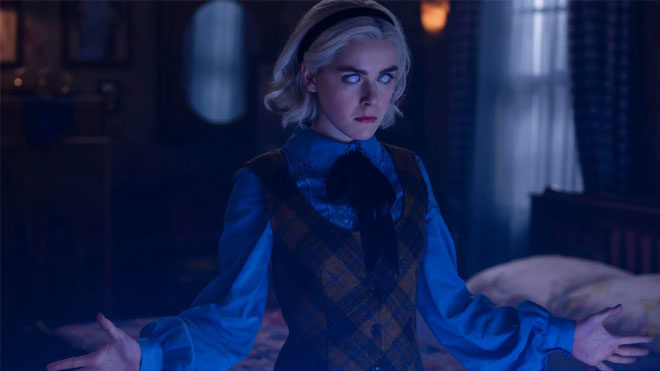 Netflix Chilling Adventures of Sabrina 3. sezon