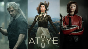 Netflix Atiye The Witcher