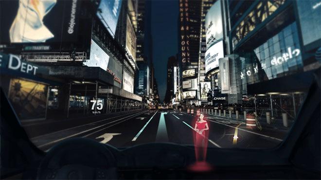 Futuris otomobil hud