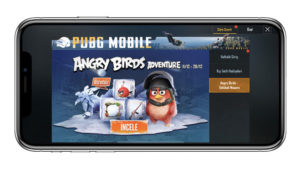 PUBG Mobile Angry Birds