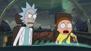 Rick and Morty 4. sezon 4. bölüm yokluğunda yayınlanan kısa video