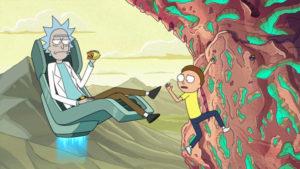 Rick and Morty 4. sezon 6. bölüm belirsizliği