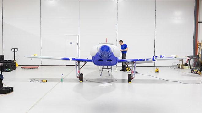 Rolls-Royce dünyanın en hızlı tamamen elektrikli uçak modeli