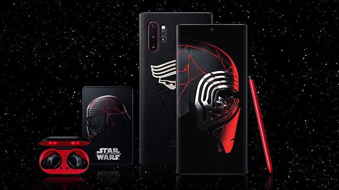 Samsung Galaxy Note 10 Plus Star Wars Special Edition