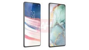 SamsuSamsung Galaxy S10 Lite ve Galaxy Note 10 Lite tasarımı yine sızdı