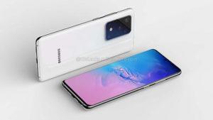 Samsung Galaxy S11 Galaxy S20