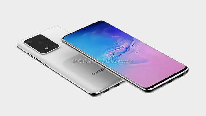 Samsung Galaxy S11 Samsung Galaxy S20