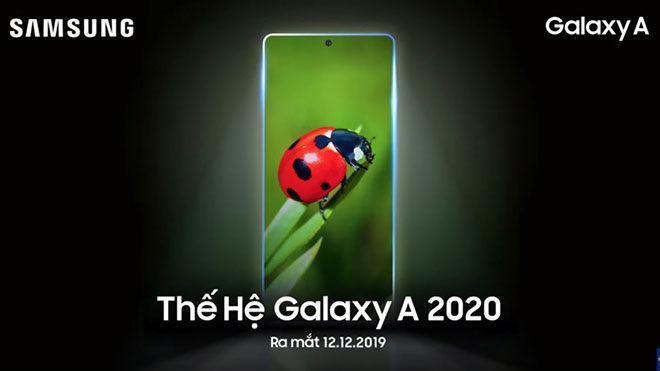 Samsung 2020 Galaxy A