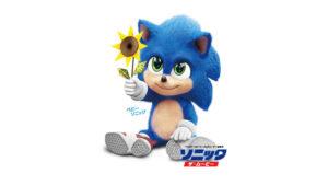 Sonic The Hedgehog The Mandalorian dizisinin bebek yodasından sonra bebek formuyla karşımızda