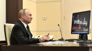 Windows XP Vladimir Putin Rusya