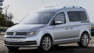 2020 Volkswagen Caddy