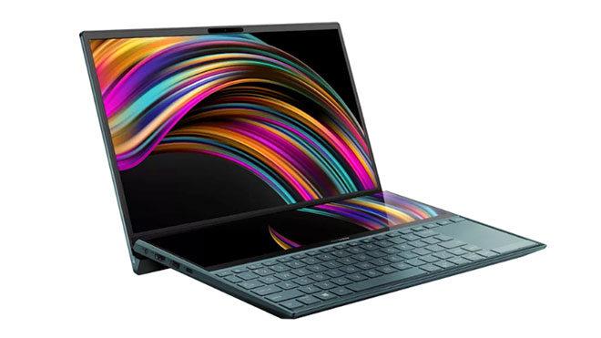 Asus ZenBook Duo