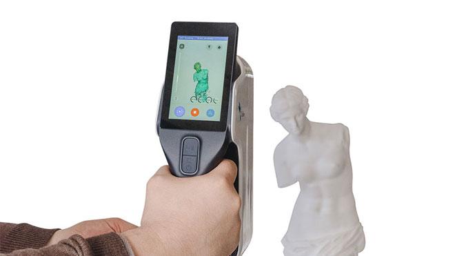 3D tarayıcı Calibry için Türkiye müjdesi [Video]
