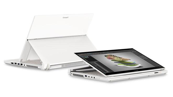 Acer ConceptD 7 Ezel dizüstü bilgisayar